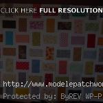 patron patchwork japonais gratuit