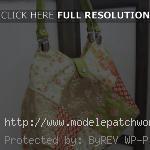 modèle patchwork sac