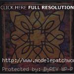 patron patchwork celtique