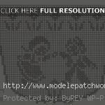 patron tablier patchwork